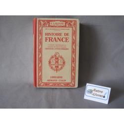 Histoire de France E.Lavisse