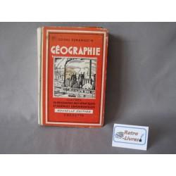 Géographie Cours Demangeon 1957