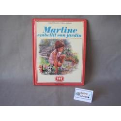 Martine embellit son jardin Casterman 1974