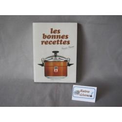 Les bonnes recettes SEB par Françoise Bernard