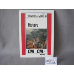 Histoire CM1 CM2 Bordas 1986