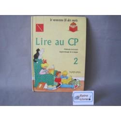 Lire au CP Nathan 1990