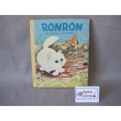 Ronron Les albums roses Hachette 1961