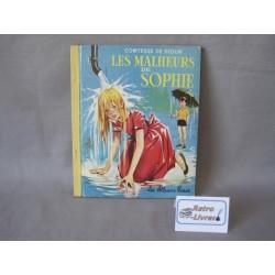 Les malheurs de Sophie Les albums roses Hachette 1961