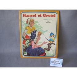 Hansel et Gretel - Beaux contes Whitman