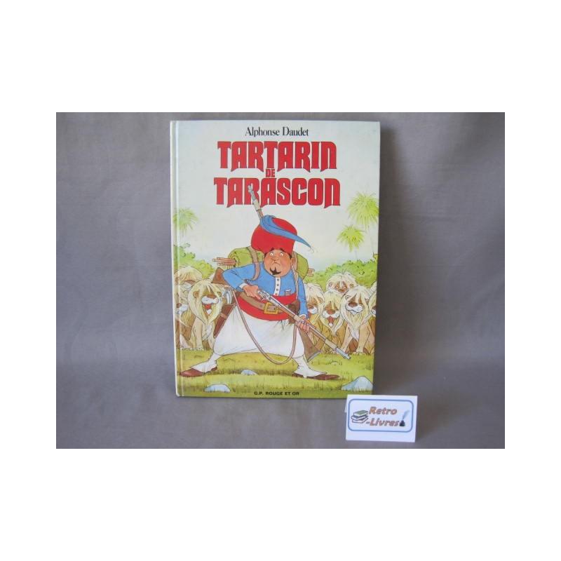 Tartarin de Tarascon GP Rouge et or