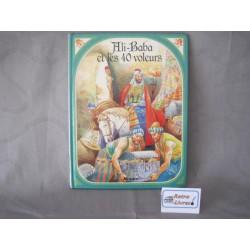 Ali Baba et les quarante voleurs Contes enchantés Hemma