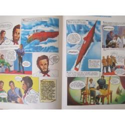 20.000 lieues sous les mers Bande dessinée FR3 1981