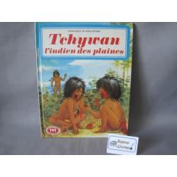 Tchywan l'indien des plaines Casterman 1979