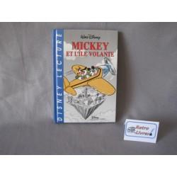 Mickey et l'île volante Disney lecture