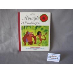 Mowgli et les singes Gentil Coquelicot