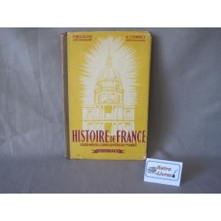 Histoire de France Istra 1953