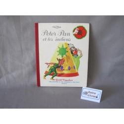 Peter Pan et les indiens Gentil coquelicot