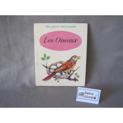 Les oiseaux Mon premier album Hachette