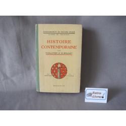 Histoire contemporaine 3ème Masson 1950