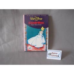 Cendrillon W.Disney Bibliotheque rose