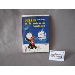 Donald et le vaisseau fantôme Bibliotheque rose