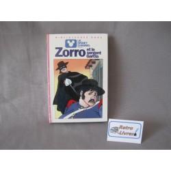 Zorro et le sergent Garcia Bibliotheque rose