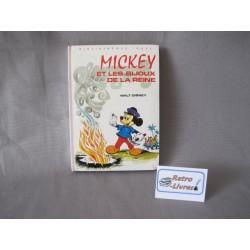 Mickey et les bijoux de la reine Bibliotheque rose