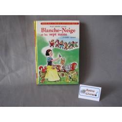 Blanche Neige et les sept nains Idéal Bibliothèque 1973