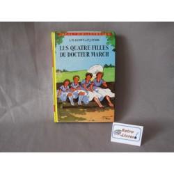 Les quatres filles du docteur March Idéal Bibliothèque 1975