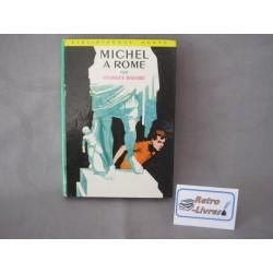 Michel à Rome Bibliotheque verte