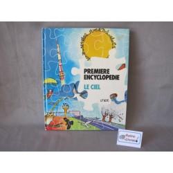 Première encyclopédie Le ciel