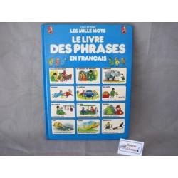 Le livre des phrases en français