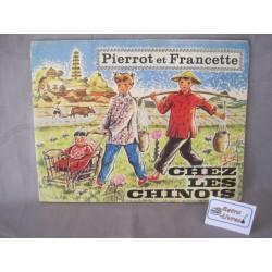 Pierrot et Francette chez les chinois
