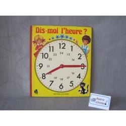 Dis-moi l'heure