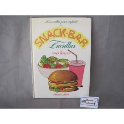 Les recettes du Snack Bar Lucullus